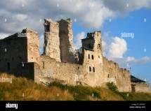 Medieval Castle In Rakvere Estonia. Of 14th