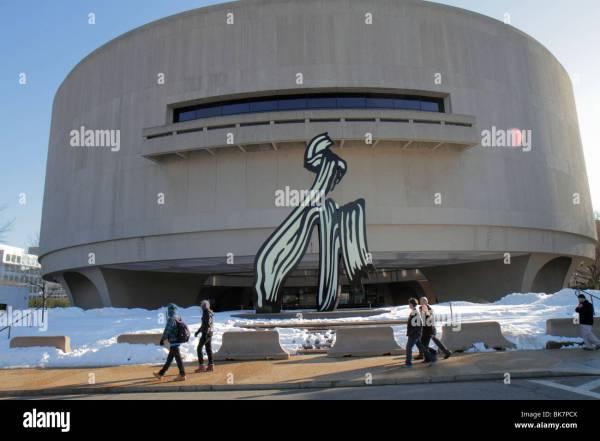 National Modern Art Museum in Washington DC