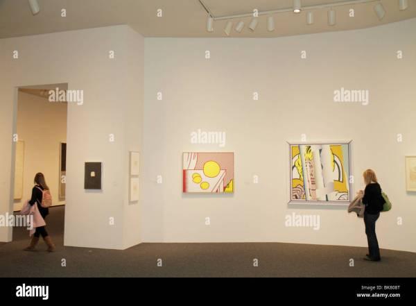 Roy Lichtenstein Painting Stock &