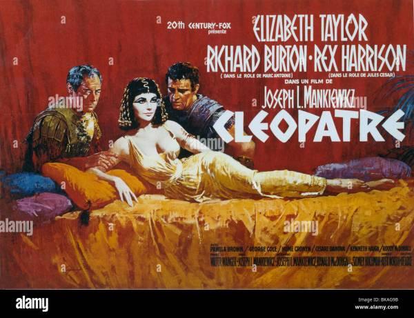 Cleopatra Stock & - Alamy