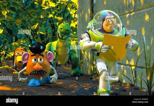 Toy Story 2 Ani - 1999 Animated Credit Disney Slinky Dog