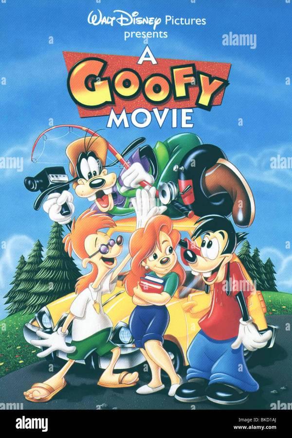 Disney Goofy Movie