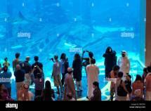 Atlantis Hotel Palm Jumeirah Visitors Watching