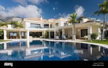 Spanish Villa Swimming Pool