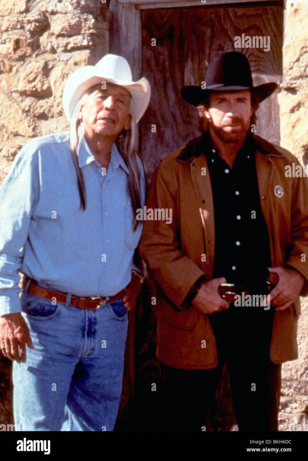 WALKER TEXAS RANGER TV FLOYD WESTERMAN CHUCK NORRIS