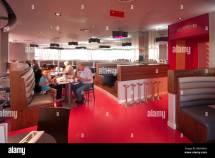 Restaurant And Bar In Ocean Hotel Butlins Bognor Regis