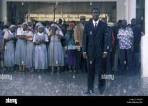 Hotel Rwanda Movie Stock &