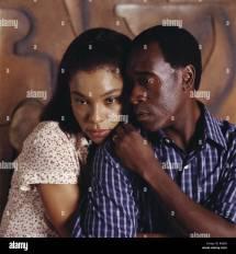 Don Cheadle Sophie Okonedo Hotel Stock &