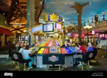 Wheel Of Fortune Gambling Ensemble Paris Las
