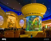 Seahorse Bar And Aquarium Of Ceasars Palace