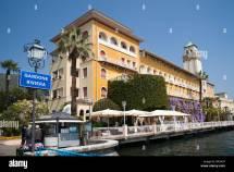 Grand Hotel Gardone Riviera Lake Garda Lombardy Italy