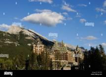 Fairmont Banff Springs Hotel Resort Stock