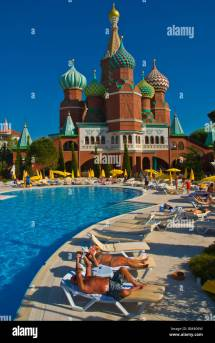 Kremlin Palace Hotel Complex Lara Antalya