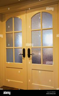 Etched Glass French Doors. Inspiration For Denoffice ...