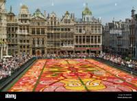 Brussels Flower Carpet 2017 - Carpet Vidalondon