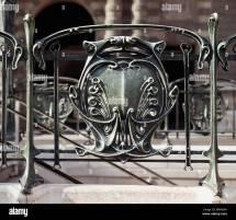 Guimard Stock & - Alamy