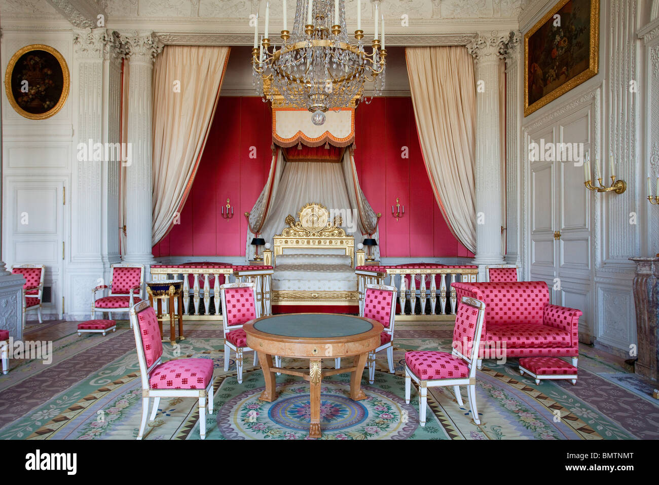 Chateau de Versailles the Grand Trianon the Kings
