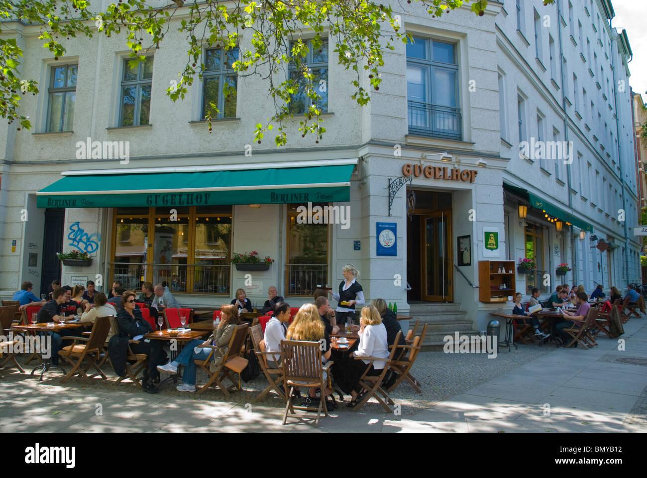 Greek Restaurant Prenzlauer Berg