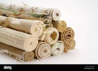 Rolls Of Carpets Stock Photos & Rolls Of Carpets Stock