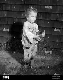 Barefoot Boy Vintage Stock &