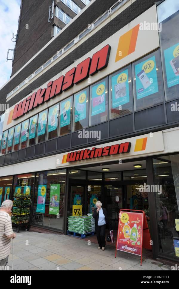 Wilkinsons Store Stock &