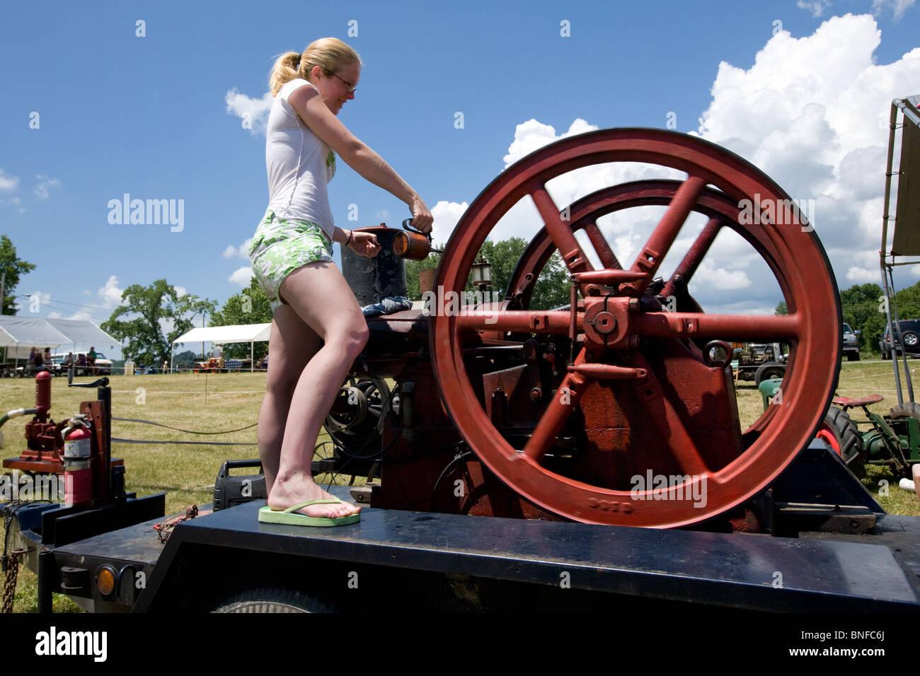 Vintage Gas Engines