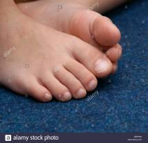 Feet Little Barefoot Boys