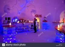 Iglu Dorf Hotel Restaurant And Bar In Igloos