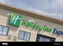 Holiday Inn Sign Stock &