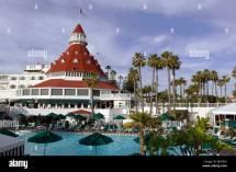 Usa San Diego California Hotel Del Coronado Beach