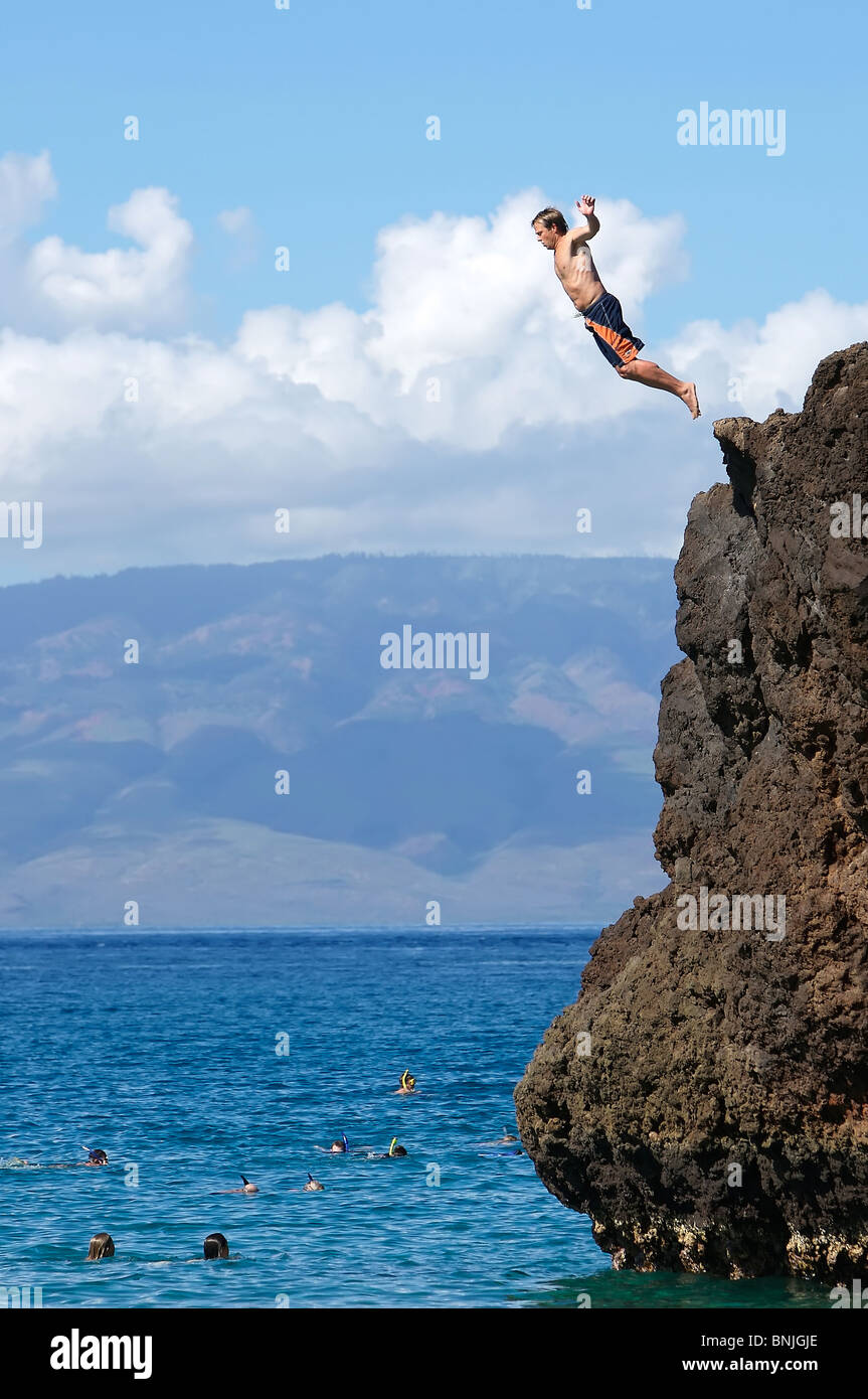 Cliff Diving in Michigan - Popular Locations, Cliffs, Quarries