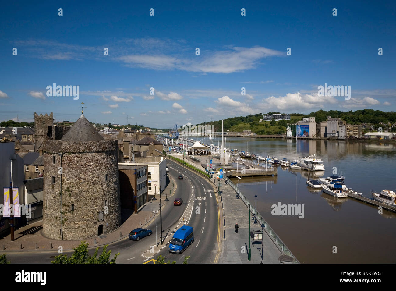 View Of 11th Century Reginald S Tower Housing The Waterford