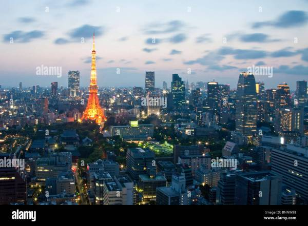 Minato Tokyo Japan