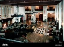 The Shining Lobby Scene