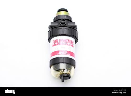 small resolution of fuel manager 100 series diesel fuel filter 150 micron pre filter water separator