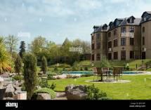 Bagshot Park Mansion Gardens