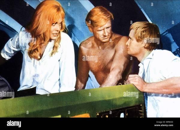 Shirley Eaton Under the Sea around the World