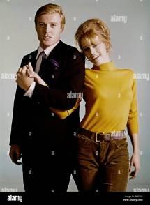 Robert Redford & Jane Fonda Barefoot In Park 1967