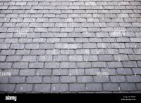 Roof Slates & Thin Worn Out Loose Sliding Roofing Slates