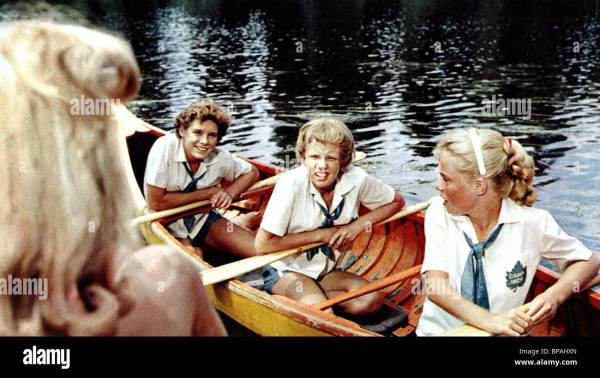 Image result for parent trap filmed 1961