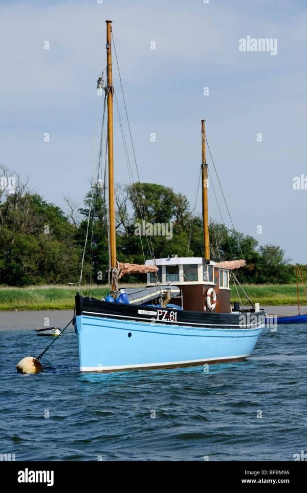 Butty Boat Stern