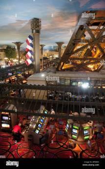 Hotel Paris Las Vegas Nevada Stock &