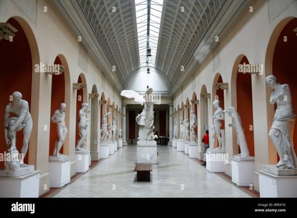 Sculptures Museu Nacional De Belas Artes National