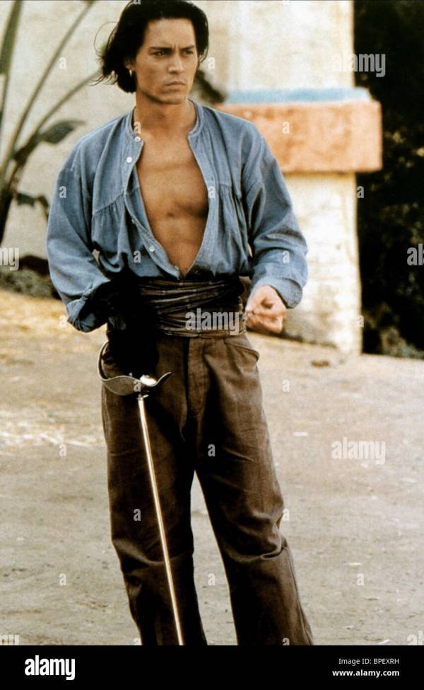 Johnny Depp Don Juan DeMarco
