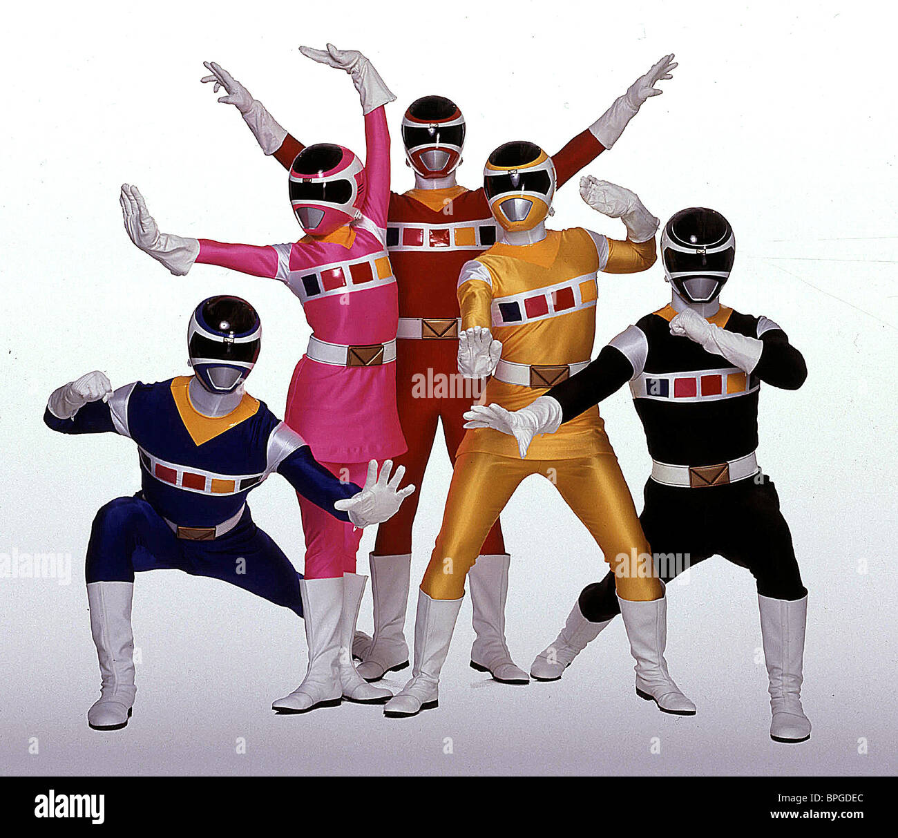 hight resolution of blue space ranger pink space ranger red space ranger yellow space ranger black space ranger power rangers in space 1998