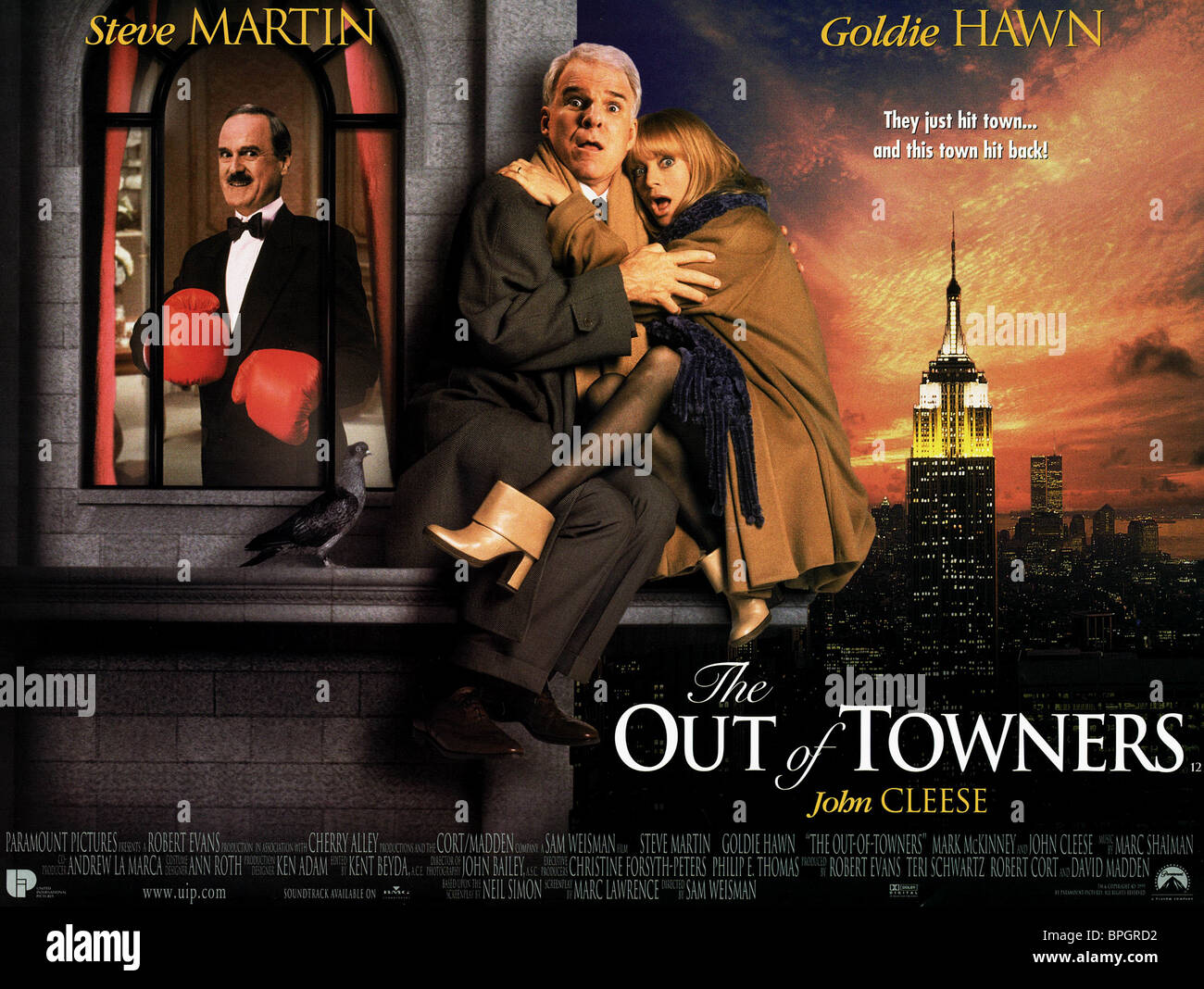 Image result for steve martin out of towners