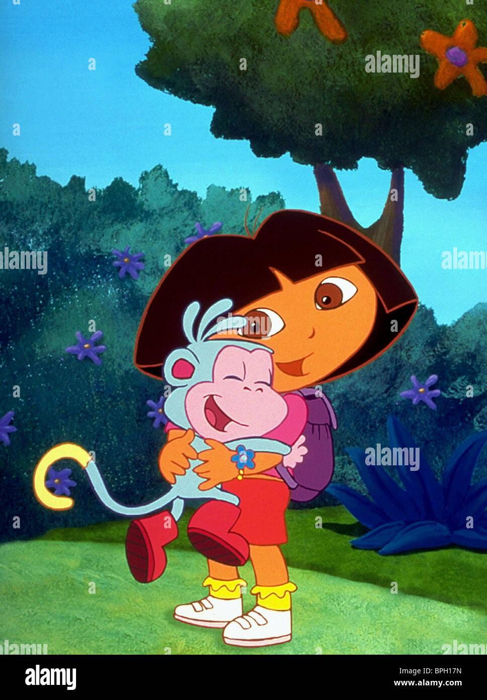Dora Explorer Tv Series