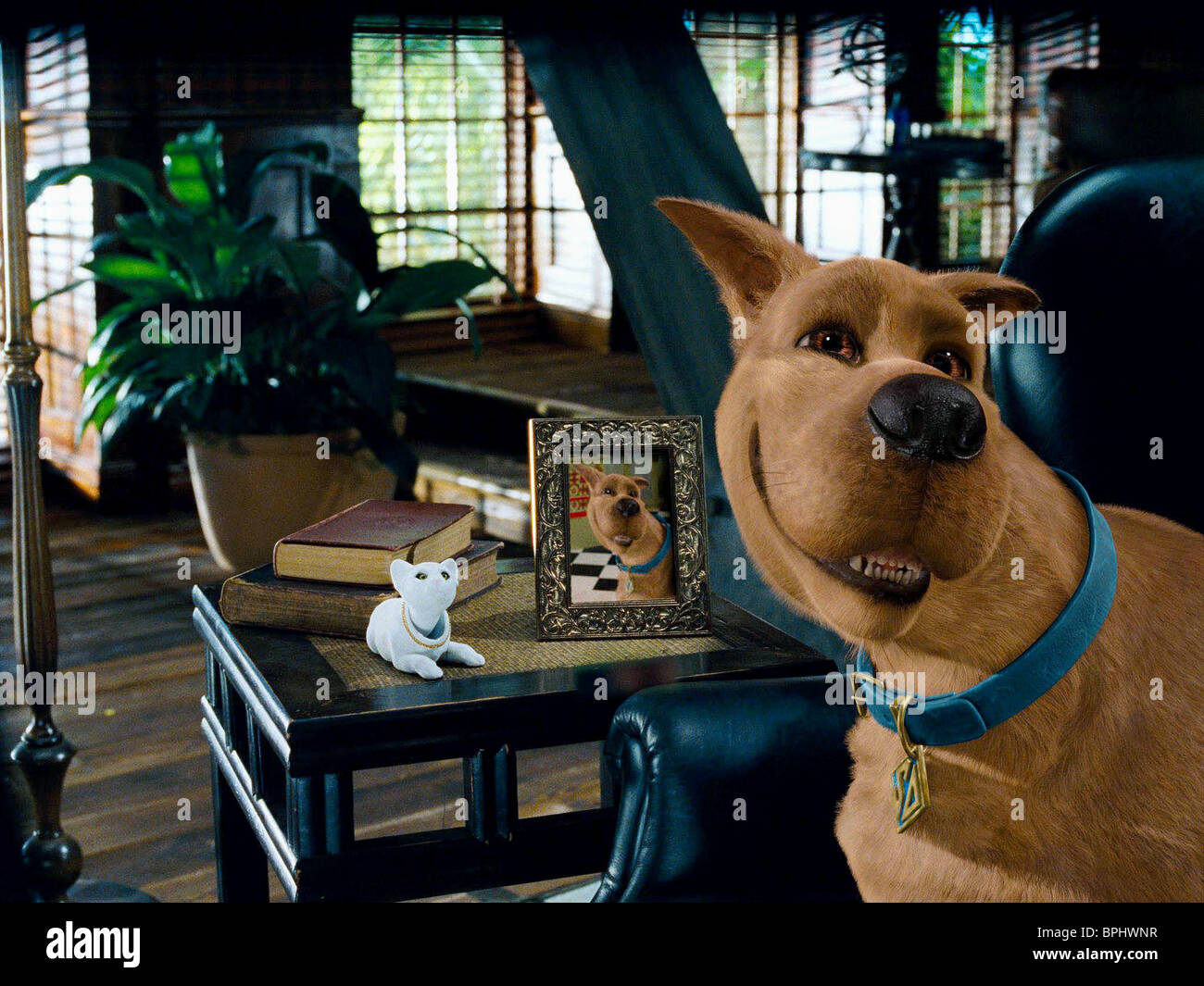 scooby doo chair covers for table film title stock photos and