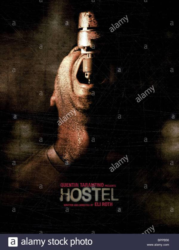 Hostel 2005 Horror Movie