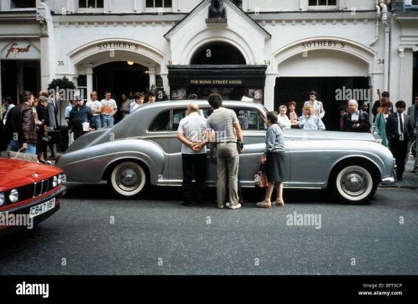 Elvis Presley' Rolls Royce Sotheby' Auction House London